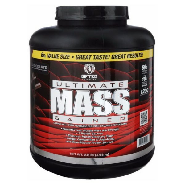 Gifted Nutrition Ultimate Mass Gainer 2680 г