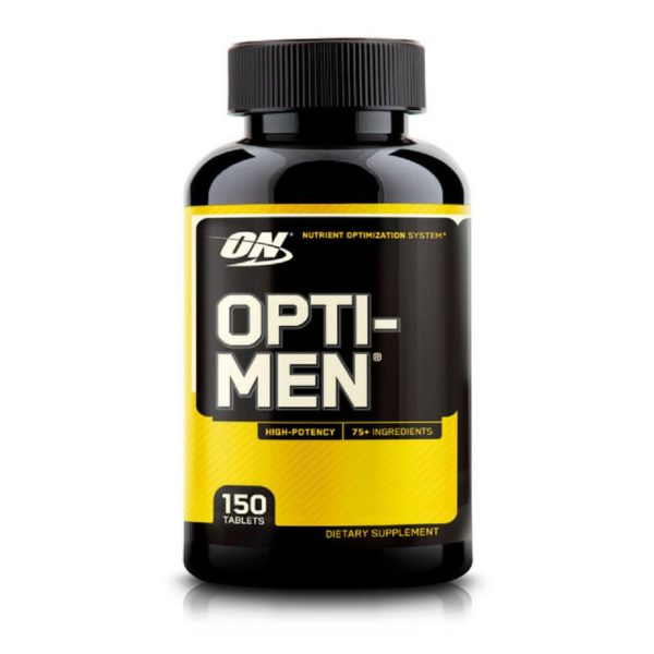 Optimum Nutrition Opti-Men 150 таб