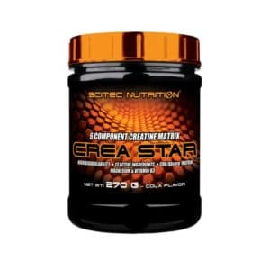 Scitec Nutrition 100% Crea Star 270 г
