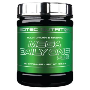 Scitec Nutrition Mega Daily One Plus 120 капс