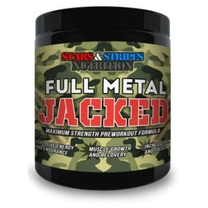 Stars and Stripes Full Metal Jacked 180 гр
