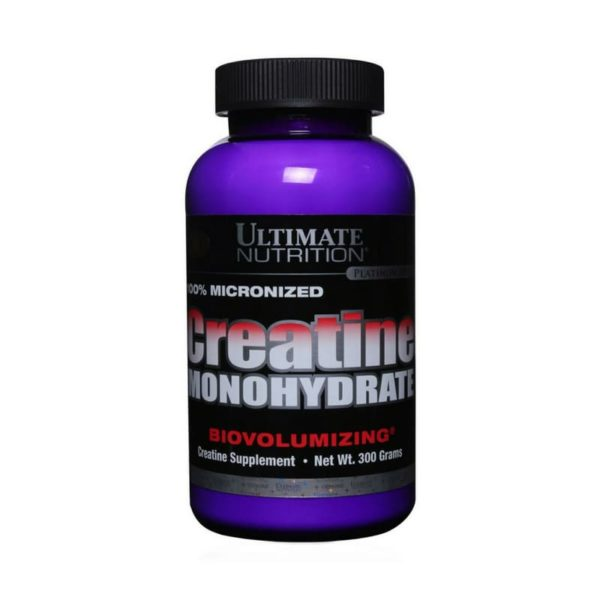 Ultimate Nutrition 100% Creatine Monohydrate 300 г