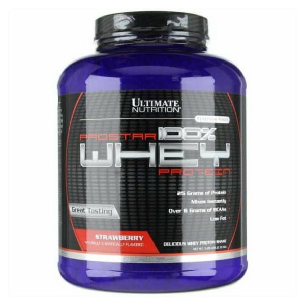 Ultimate Nutrition Prostar Whey 2270 г