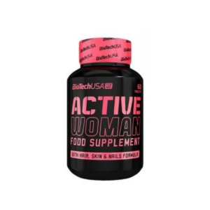 BioTech USA Active Woman 60 таб