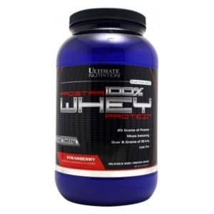 Ultimate Nutrition Prostar Whey 908 г