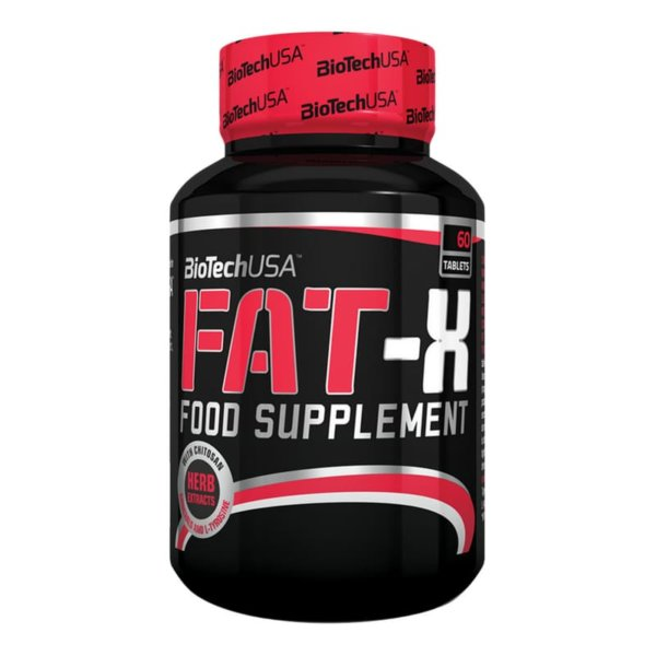 BioTech USA FAT-X 60 таб