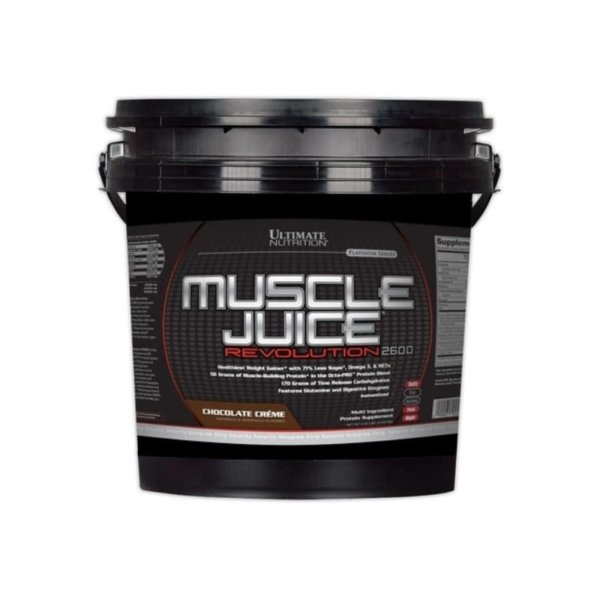 Ultimate Nutrition Muscle Juice Revolution 2600 5040 гр ( 11lb )