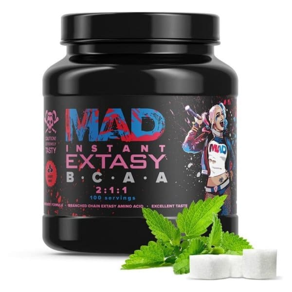 MAD Instant Extasy BCAA 2:1:1 500 г