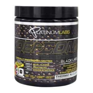 Platinum Labs Defcon 1 Black