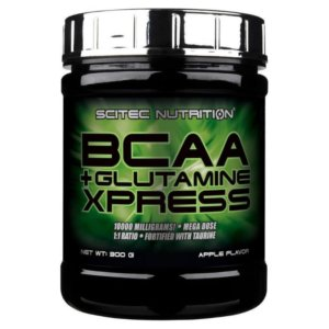 Scitec Nutrition BCAA+Glutamine Xpress 300 г