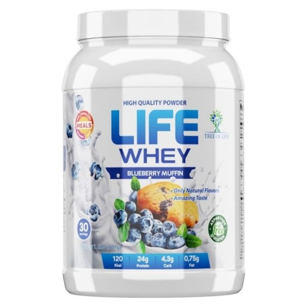 Tree of Life Whey Protein 907 г