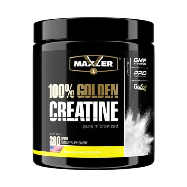 Maxler 100% Golden Creatine 300 г