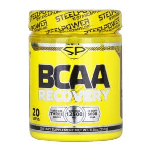 Steel Power BCAA Recovery 250г
