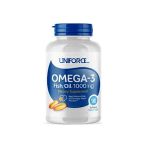 Uniforce Omega-3 1000 мг 90 капс