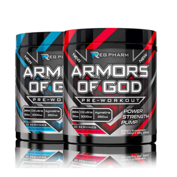 REG PHARM ARMORS OF GOD 261 Г