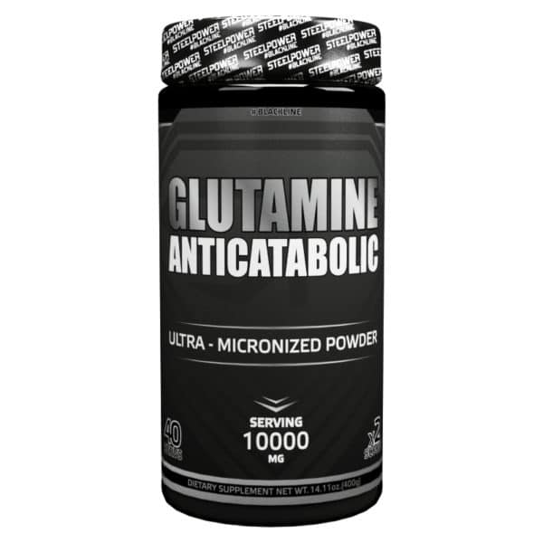 Steel Power Glutamine 400 г