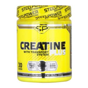 Steel Power Nutrition Creatine Plus 300 г
