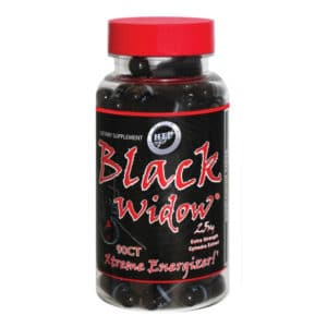 Hi-Tech Pharmaceuticals Black Widow 90 капс