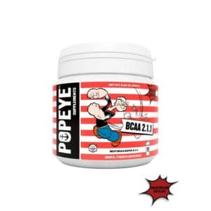 Аминокислоты БЦАА — BCAA Popeye Supplements 250 г
