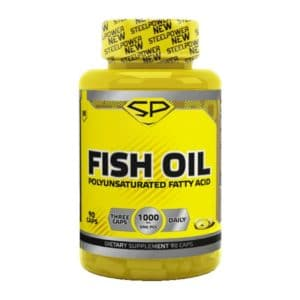 Omega 3 SteelPower FISH OIL, 90 капсул