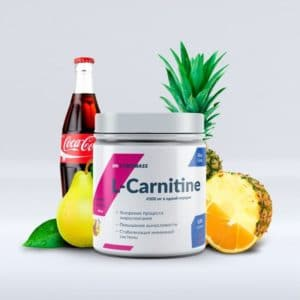 Cybermass L-Carnitine 120 г