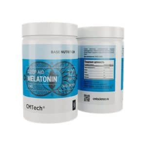 Добавка для сна CMTech Melatonin 120 капс